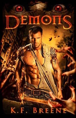 Demons by K.F. Breene