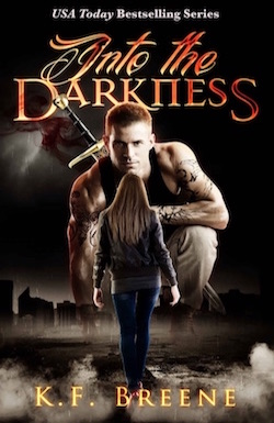 Into the Darkness by K.F. Breene