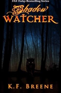 Shadow Watcher by K.F. Breene