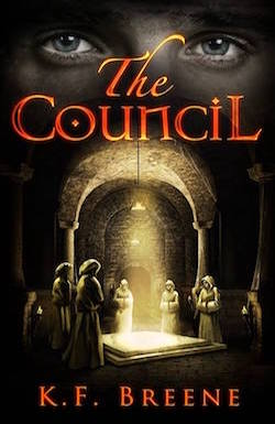 The Council by K.F. Breene