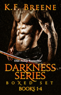 The Darkness Series Boxed Set by K.F. Breene