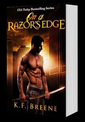 On A Razor's Edge